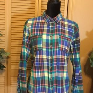 🎈🎈Sonoma flannel shirt in gorgeous colors🎈